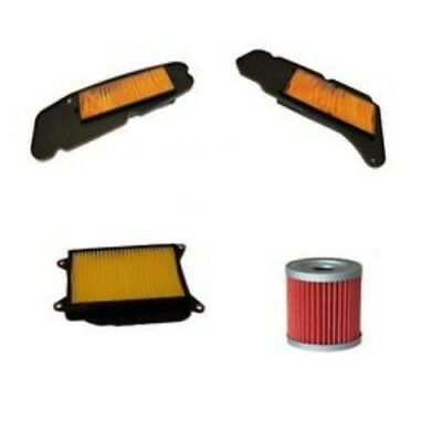 Promo Filter Set Air e Oil Yamaha Majesty 400