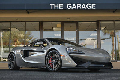 2017 McLaren 570 570S Coupe '17 McLaren 570S,791 Miles,562HP,Ceramic Brks,Track Pack,Soft Close Doors.