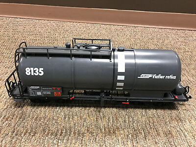 Lgb Single Dome Tank Car Rhb 40830 G Scale