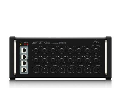 Behringer Sd16 Stage Box Interface W/ Midas Preamps