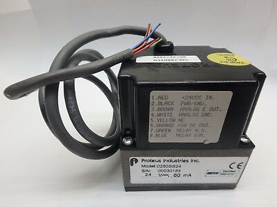 Applied Materials 110199 Switch Assembly H2O Flow Proteus 0260SS24