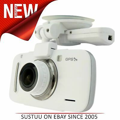 Silent Witness SW005  In Car DVR Front Facing 1080 Full HD Dash Cam With GPS