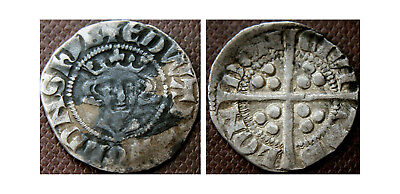EDWARD II PENNY (1307-27) London mint