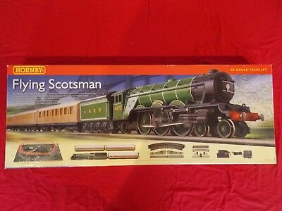 Hornby Flying Scotsman Electric Train set