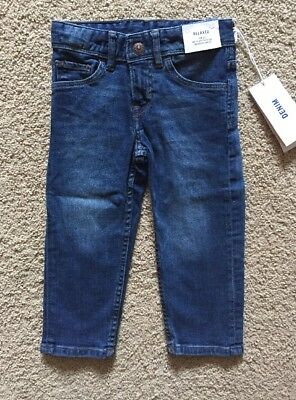 Toddler Boy 18-24 Month H&M Relaxed Fit Denim Jeans Pants
