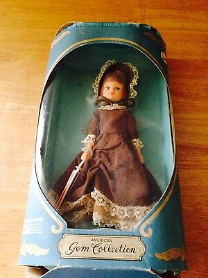 Vintage Woolworth American Gem Collection Doll