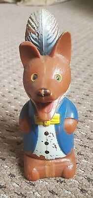 Vintage Basil Brush Egg Cup 1970's Retro