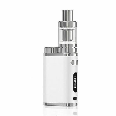 Hot White MIni 75W Temperature Control Electronic Vapo Kit High Tobacco Smoke