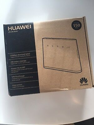 Huawei LTE CPE B310 Mobile 4G Router