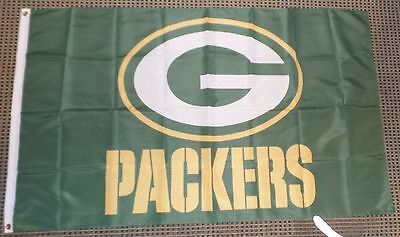 NFL Flag Green Bay Packers Aaron Rodgers