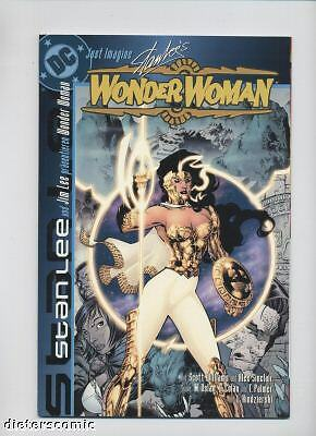 JUST IMAGINE STAN LEE´S WONDER WOMAN (deutsch) - PANINI 2001 - TOP
