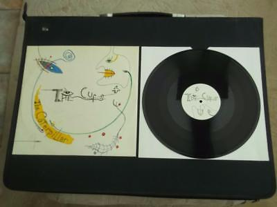 "The Cure The Caterpillar 1984 Uk Press 12"" Vinyl Record Ep Ex/ex"