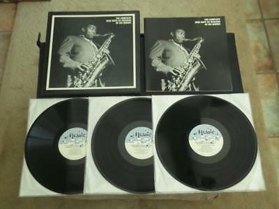 """Ike Quebec The Complete Blue Note 45 Sessions 12"""" Vinyl Record Box Set + Booklet"""