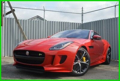2017 Jaguar F-Type R Repairable Rebuildable Salvage Runs Great Cosmetic Hail Damage As New Other Wise