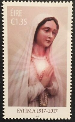 **NEW Release :12th Oct** Irish Centenary of the Apparitions of Fatima stamp