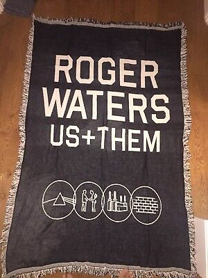 Roger Waters 'Us And Them' Rug