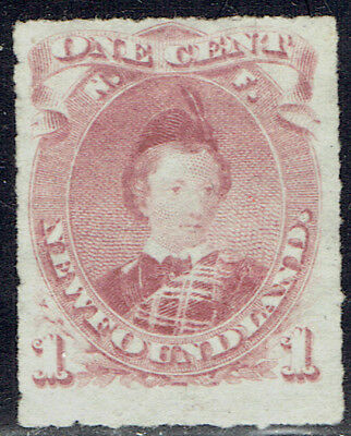 Canada Newfoundland  #37 mint  no gum stamp