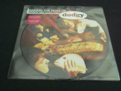 """Dodgy Making The Most Of 1995 Uk Press 7"""" Vinyl Record Picture Disc Single"""