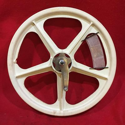 Nos Vintage Skyway Tuff Wheel Ii Fr 1985 Haro Freestyler Bike Kit (1 Wheel Only)