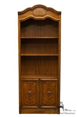 DREXEL Country French Style 31″ Cabinet Shelf / Bookcase 530-812