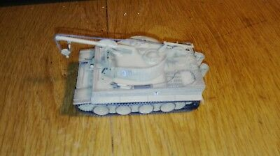 Dragon Armor 60039 Bergepanzer Tiger 1 with Zimmerit   (1:72)
