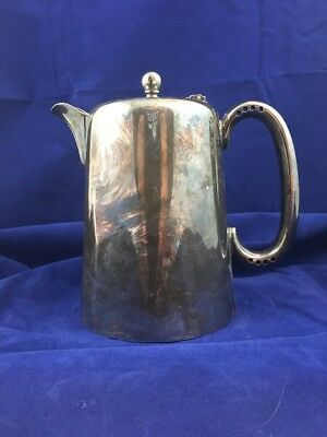 Vintage EPNS Sheffield England Silver Plated Teapot