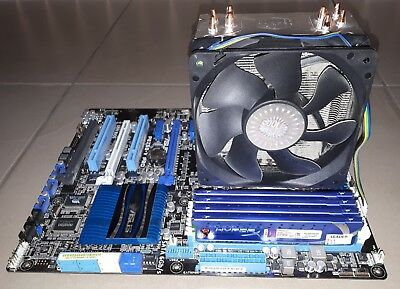 Intel i7 2600K CPU with Asus P8Z68-V Pro Motherboard and Kingston RAM