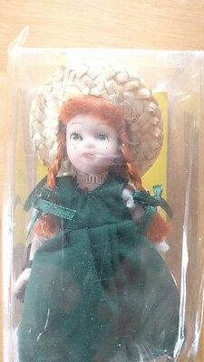 Anne of Green Gables Porcelain Doll - 100th anniversary edition (2008)