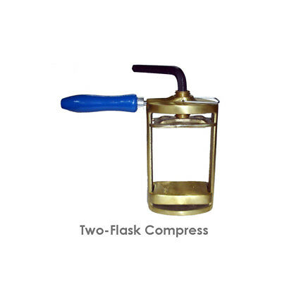 Denture Compress Two Flask Compress