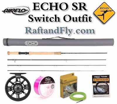 Echo SR Switch 4wt - Complete Trout Spey Rod Setup - Free Shipping