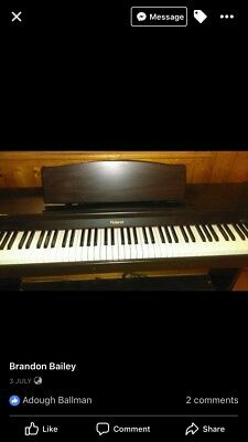 Hp Roland Digital Piano