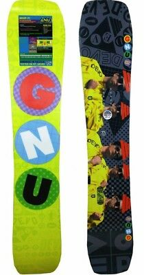 Gnu Devo Duty Now Limited Edition Snowboard -- Sizes Available --- Brand New!!!