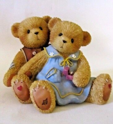 Cherished Teddies Our Engagement Day Love Romance Bear Ready To Personalize