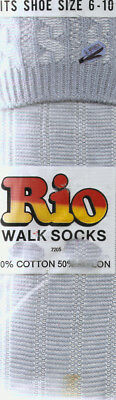 Vintage Men's Walk Socks: Rio. Made in Australia.