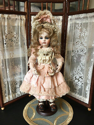 """Sought After 12"""" Millet Bru Jne"""" Replica by Renowned Doll Artist Sayuri"""