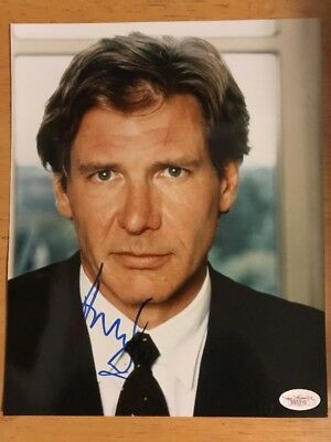 Harrison Ford Air Force One Indiana Jones Star Wars Act Signed Autograph JSA LOA