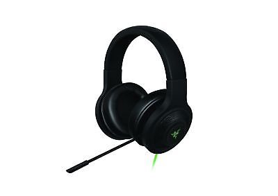 Razer Kraken USB Gaming Headset Over-Ear Surround Sound PC, PS4, Music and Gamin