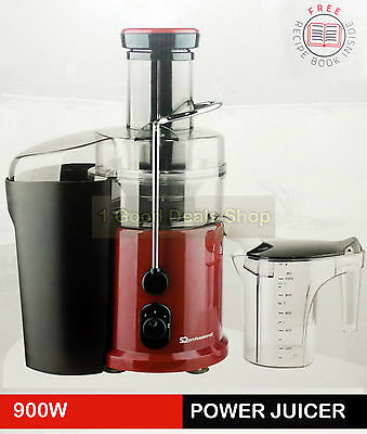 Hq Pro Power Juicer Vegeatable Citrus Whole Fruit Juice Extractor Machine
