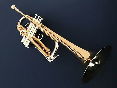 Andalucia AdVance Phase II Commercial Model Large Bore Trumpet
