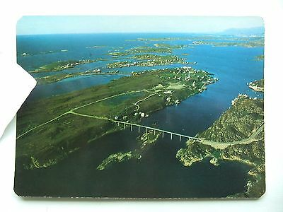 NORWAY - Averoy-NORGE postcard