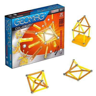 Geomag Colour Set (30 Pieces), New Toys And Games