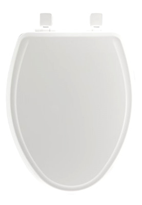 Pleasant White Wood Elongated Slow Close Toilet Seat Potty Train Gamerscity Chair Design For Home Gamerscityorg