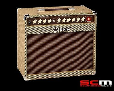 Carvin NOMAD 50 Watt All Valve Combo Amp Electric Guitar Amplifier Made in USA