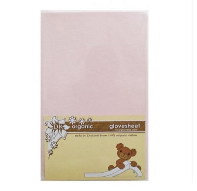 New DK organic glovesheet chicco next2me & lullago fitted sheet 1 pink 83x50 cm