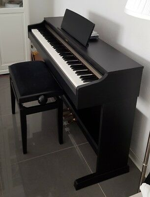 yamaha d piano arius ydp143b black neu eur 719 00 picclick de. Black Bedroom Furniture Sets. Home Design Ideas