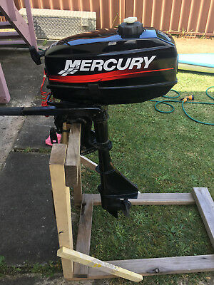 Mercury 2.5 3.3 HP Outboard