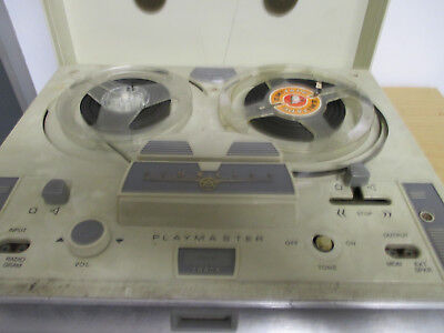 Fidelity Playmaster TR5 Reel to Reel Tape Recorder (Pick up & save P & P)