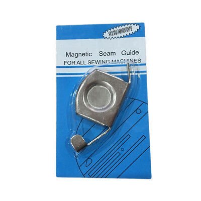 Hot Sell New Magnetic Seam Guide Domestic Industrial Sewing Machine Foot
