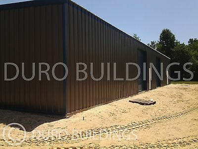DuroBEAM Steel 60x60x14 Metal Building Kit Workshop Clear Span Structure DiRECT
