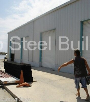 DURO Steel Prefab RV & Boat Storage 50x80x16 Metal Building Structures DiRECT